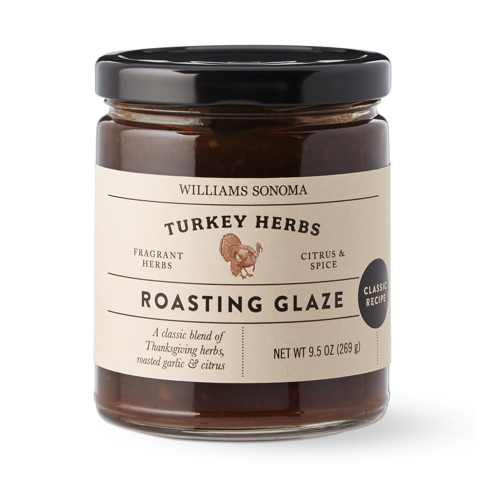 Williams Sonoma Roasting Glaze, Turkey Herbs