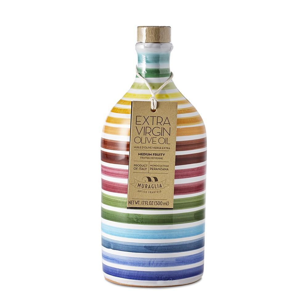 Frantoio Muraglia Extra Virgin Olive Oil, Striped