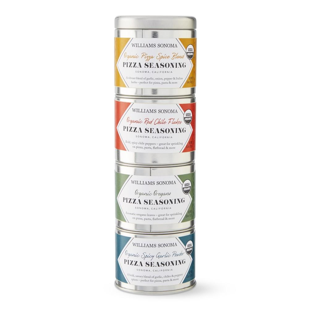 Organic Pizza Seasoning Mini Rub Set