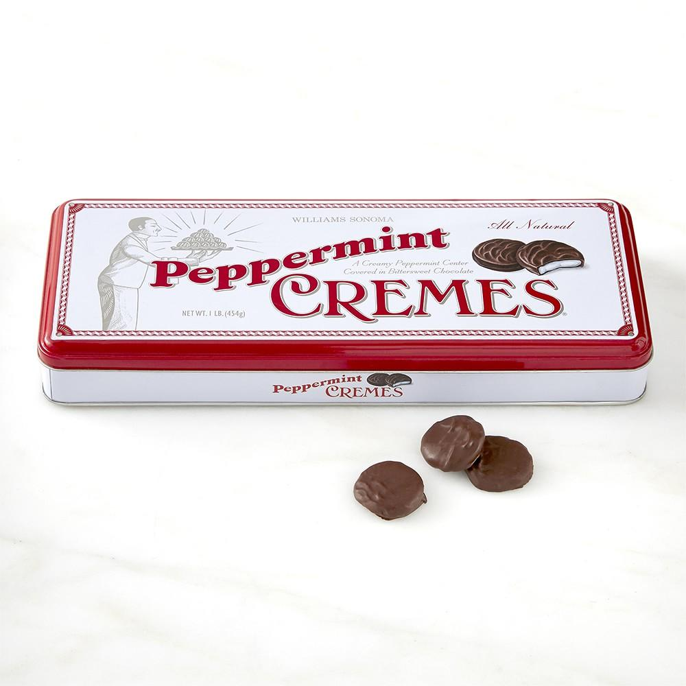 Williams Sonoma Peppermint Cremes