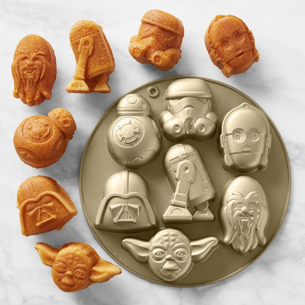 Star Wars Death Star Cakelet Pan