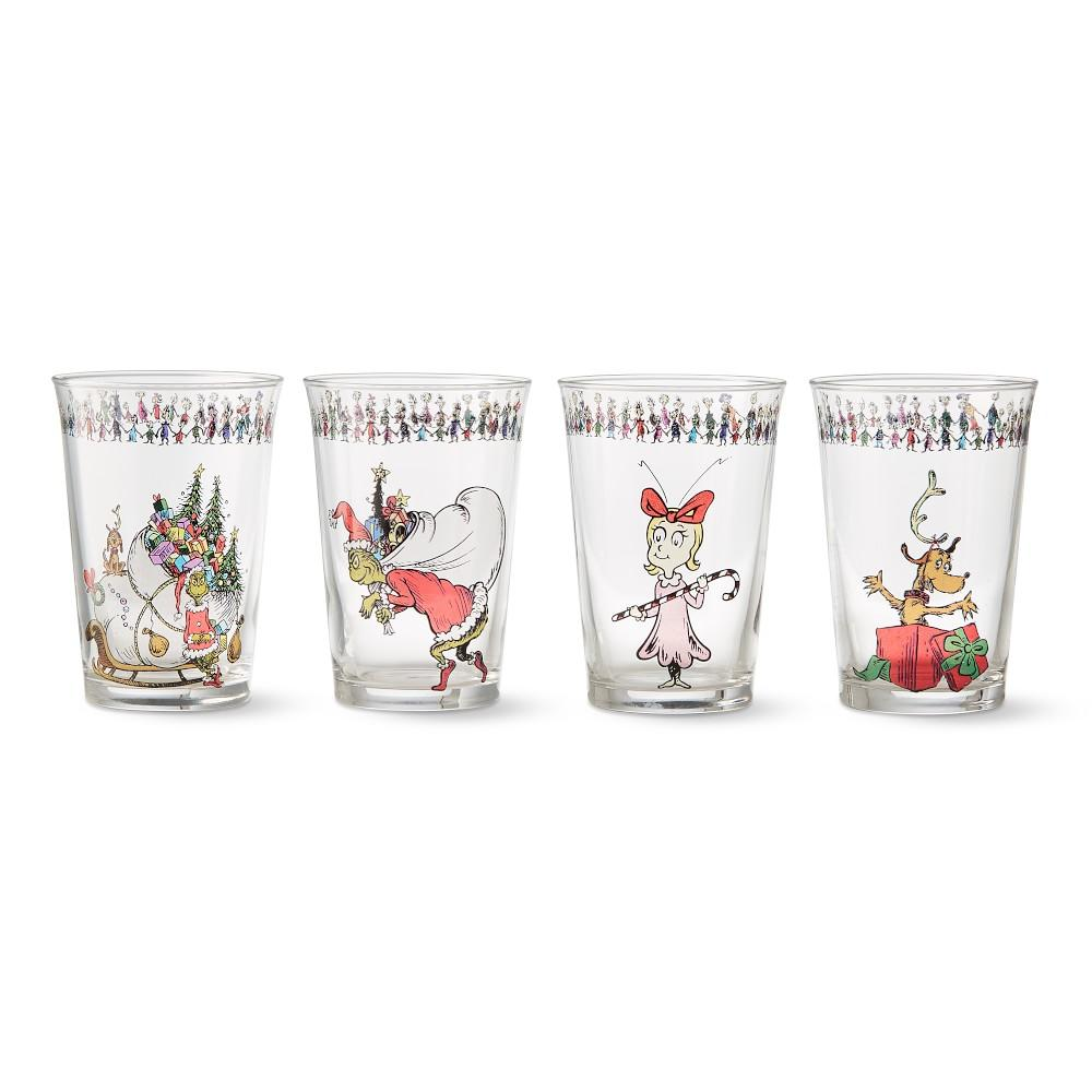 The Grinch™ Tumblers, Set of 4