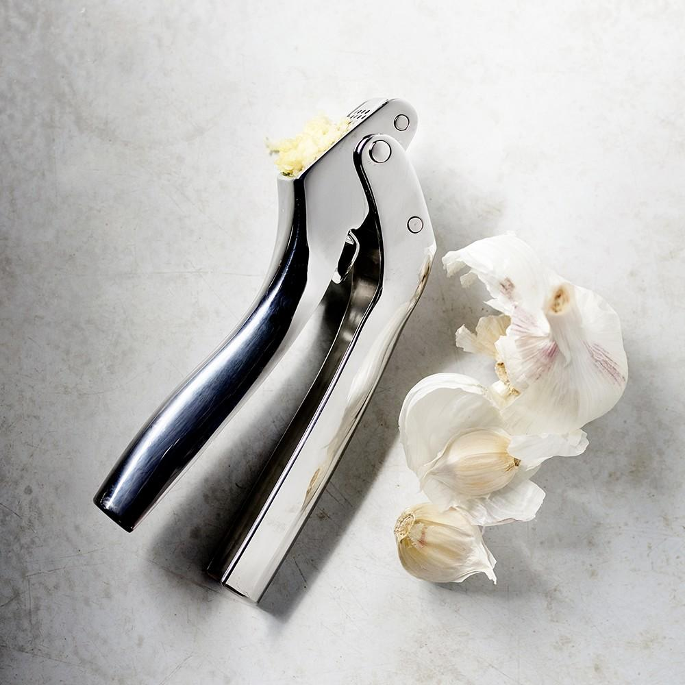 Williams Sonoma Stainless Steel Garlic Press