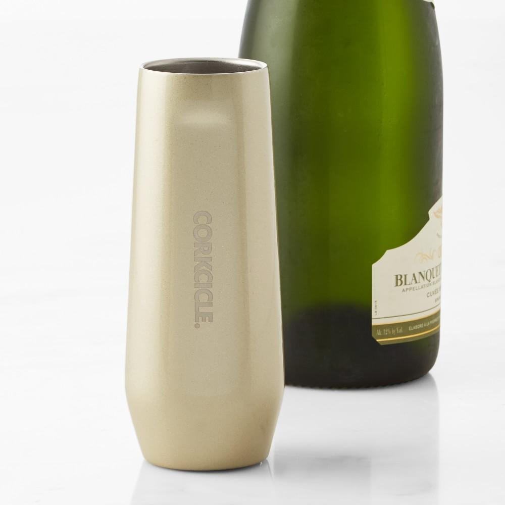 Corkcicle Champagne Glass