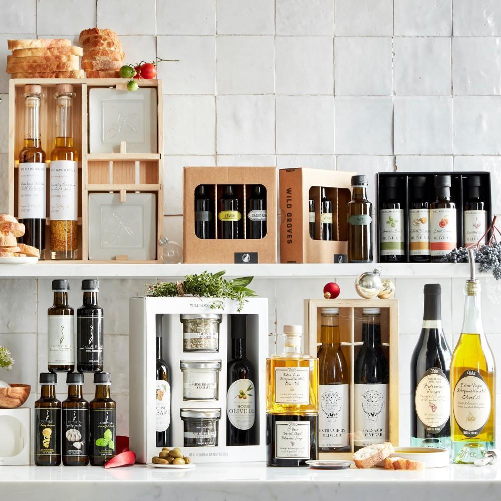 Wild Groves Infused Vinegar Gift Set