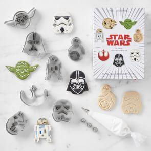Star Wars Boxed Cookie Kit