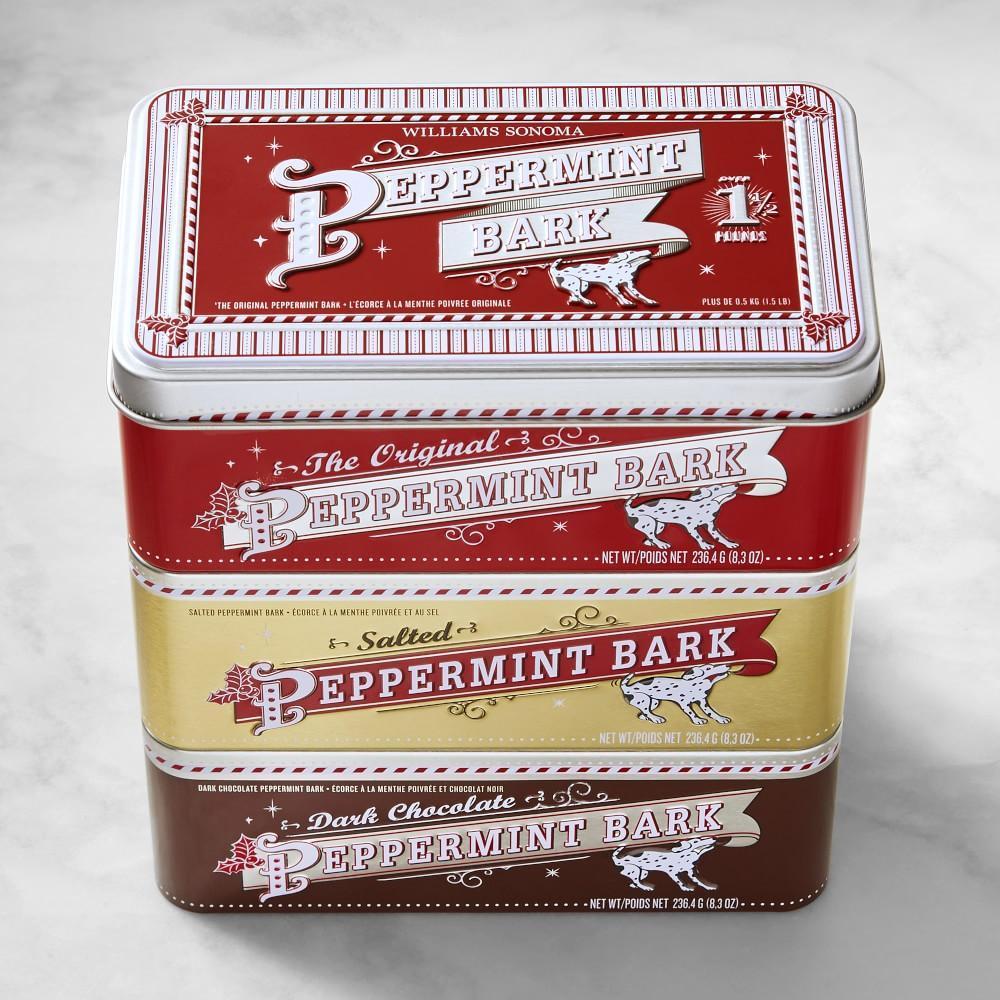 Peppermint Bark Sampler Tin