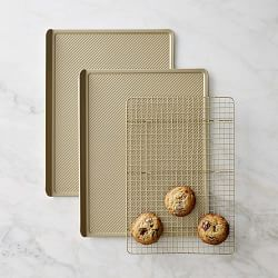 Williams Sonoma Goldtouch® Nonstick 3-Piece Cookie Bakeware