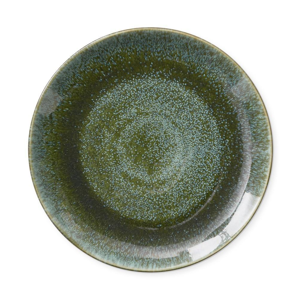 Reactive Glaze Salad Plates