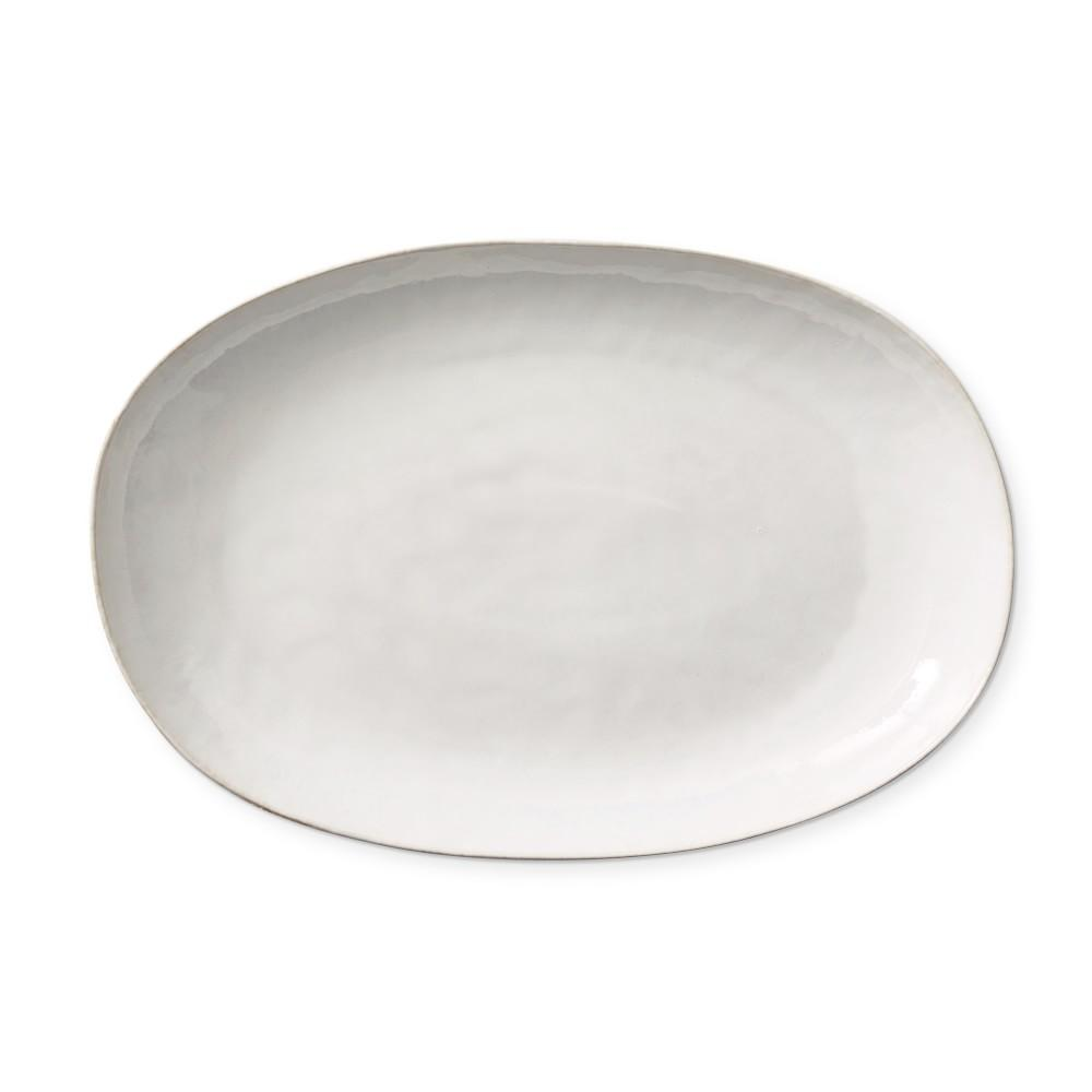 Reactive Glaze Serving Platter