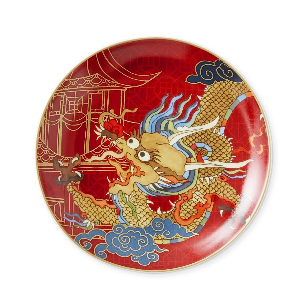 Lunar New Year Appetiser Plates, Set of 4
