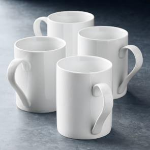 Open Kitchen by Williams Sonoma Edge Mugs, Porcelain