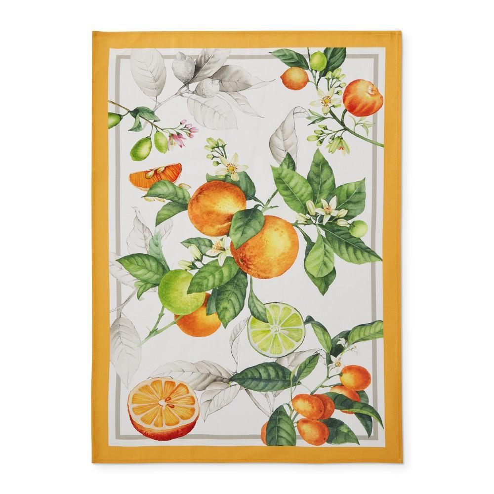 Citrus Towels, Set of 2