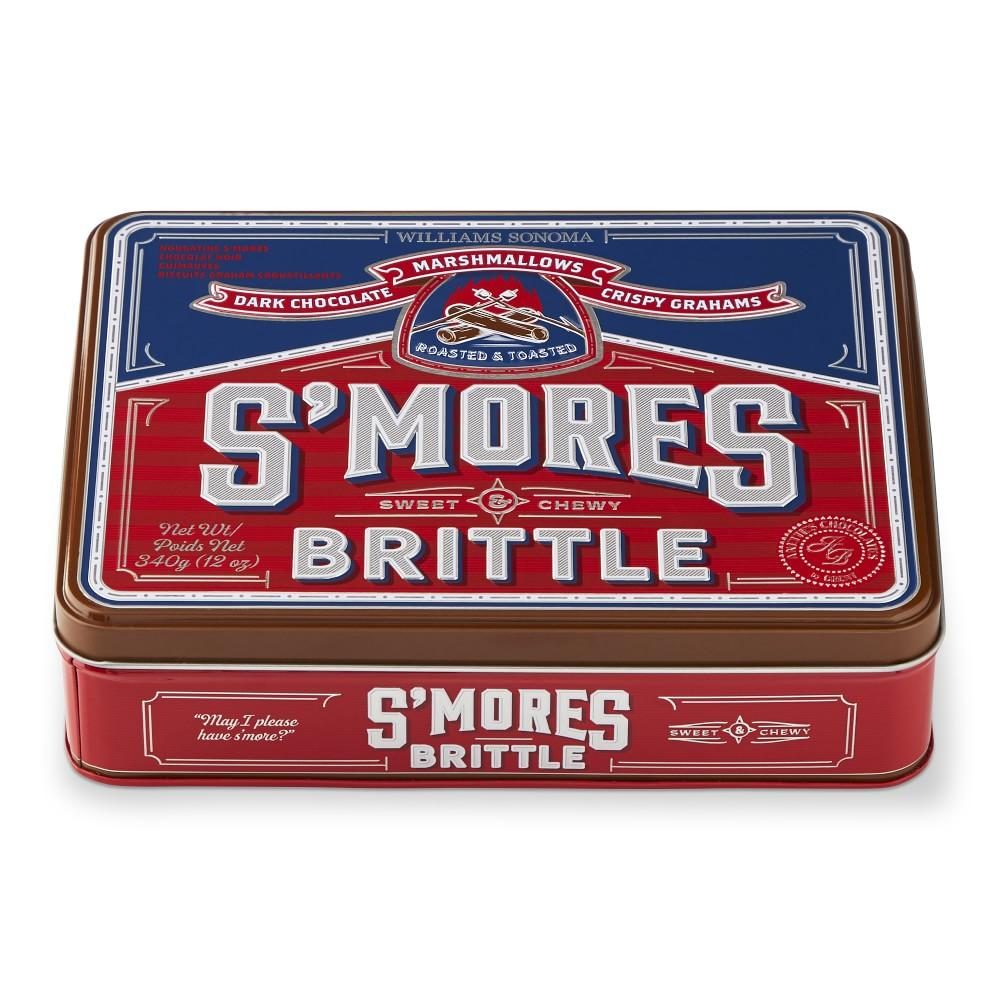 Williams Sonoma S'mores Brittle