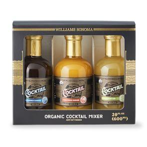 Williams Sonoma Organic Cocktail Mixer Caddy
