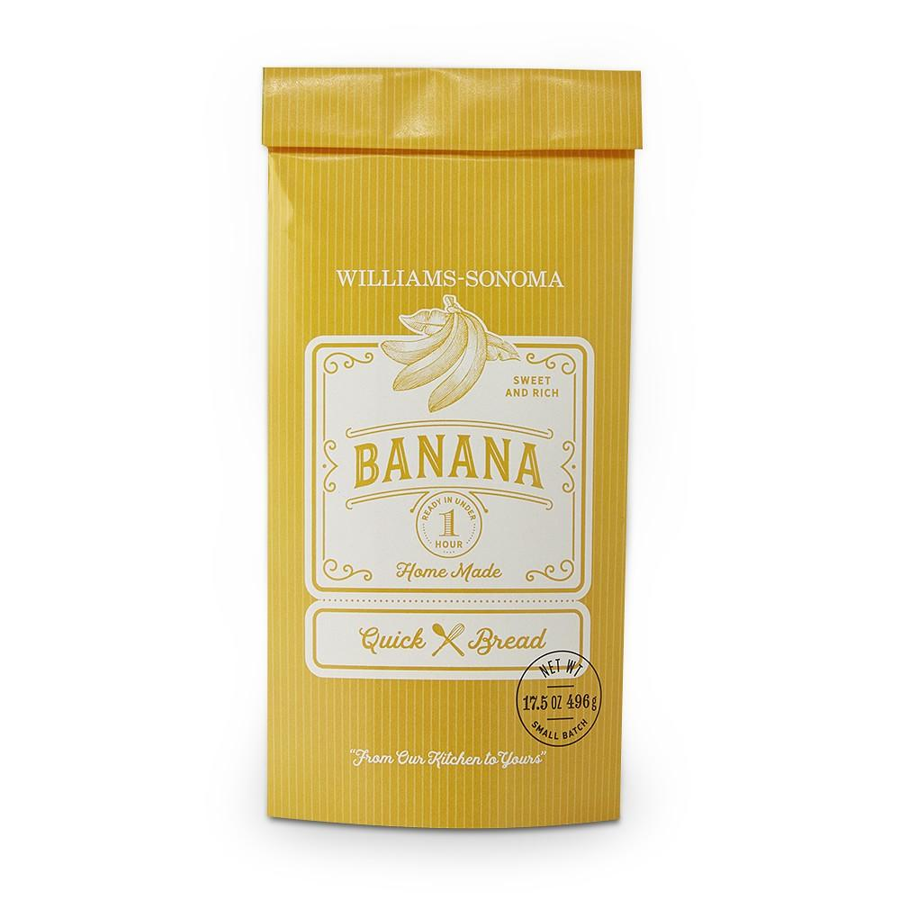 Williams Sonoma Banana Bread Quick Bread