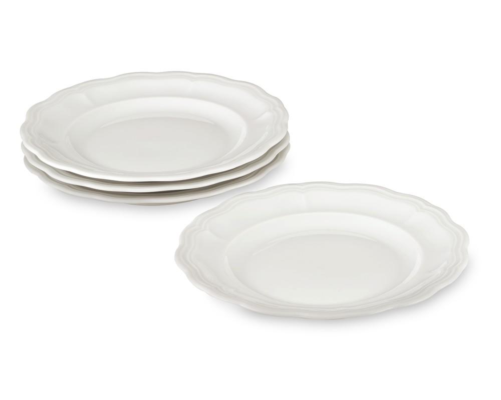 Pillivuyt Queen Anne Salad Plate