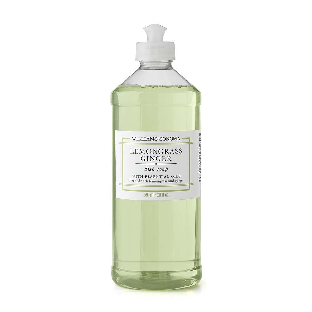 Williams Sonoma Lemongrass Ginger Dish Soap, 591ml