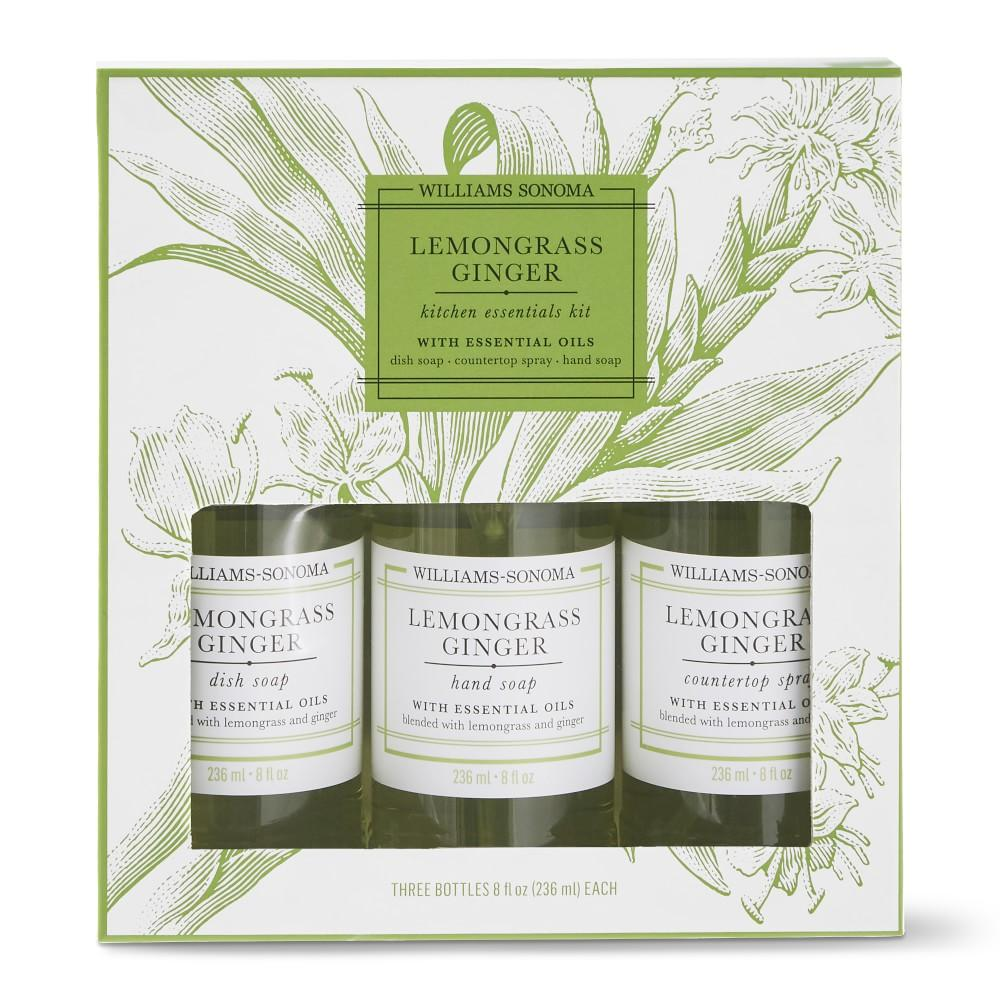 Williams Sonoma Kitchen Essentials Kit, Lemongrass Ginger
