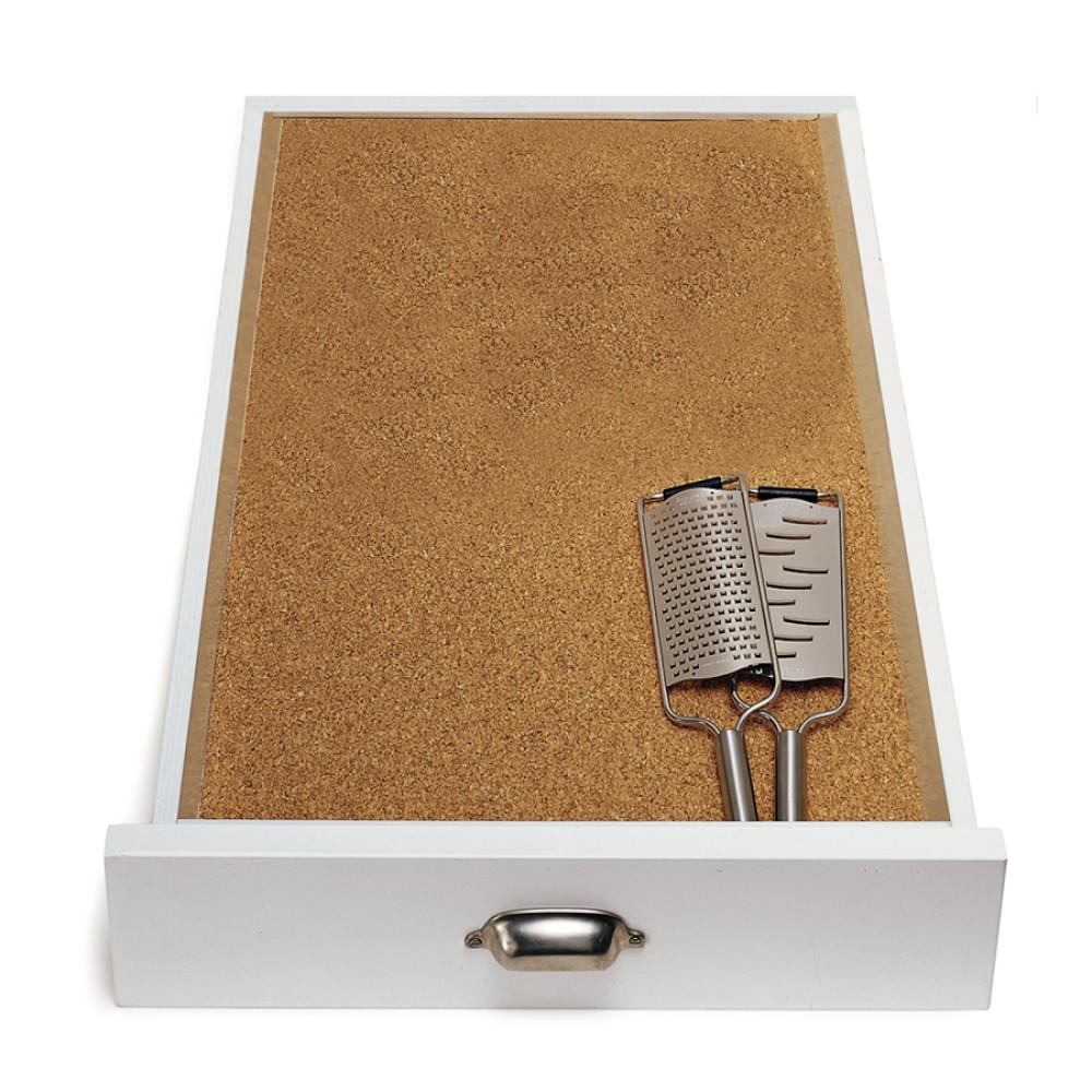 Cork Drawer Liner