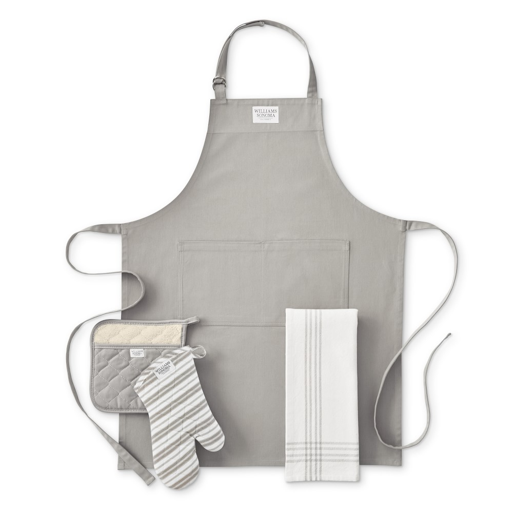 Kitchen Essentials Bundle, Drizzle Grey