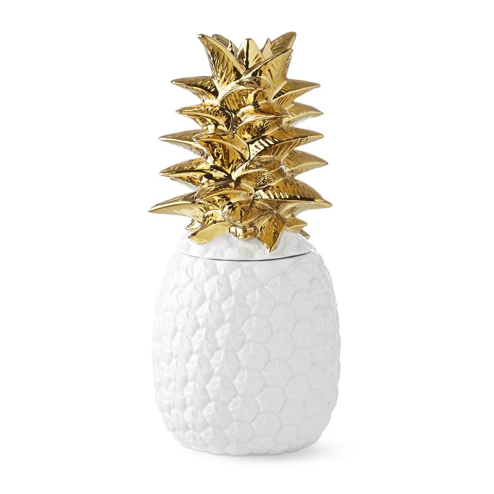 Williams Sonoma Pineapple Cookie Jar