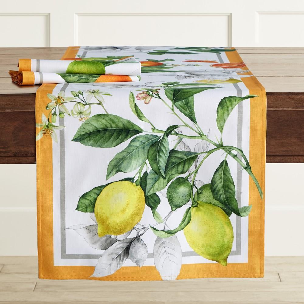 Citron Table Runner