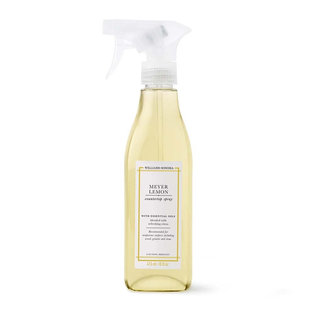 Williams Sonoma Essential Oils Countertop Spray, Meyer Lemon
