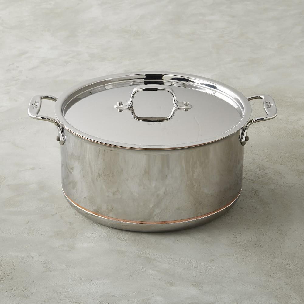 All-Clad Copper Core Stock Pot