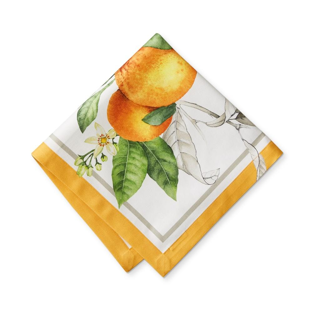 Citron Napkins, Set of 4