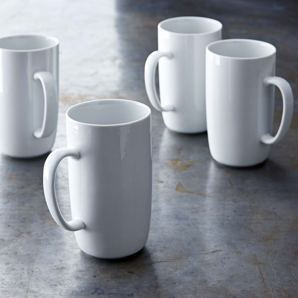 Williams Sonoma Open Kitchen Tall Mugs