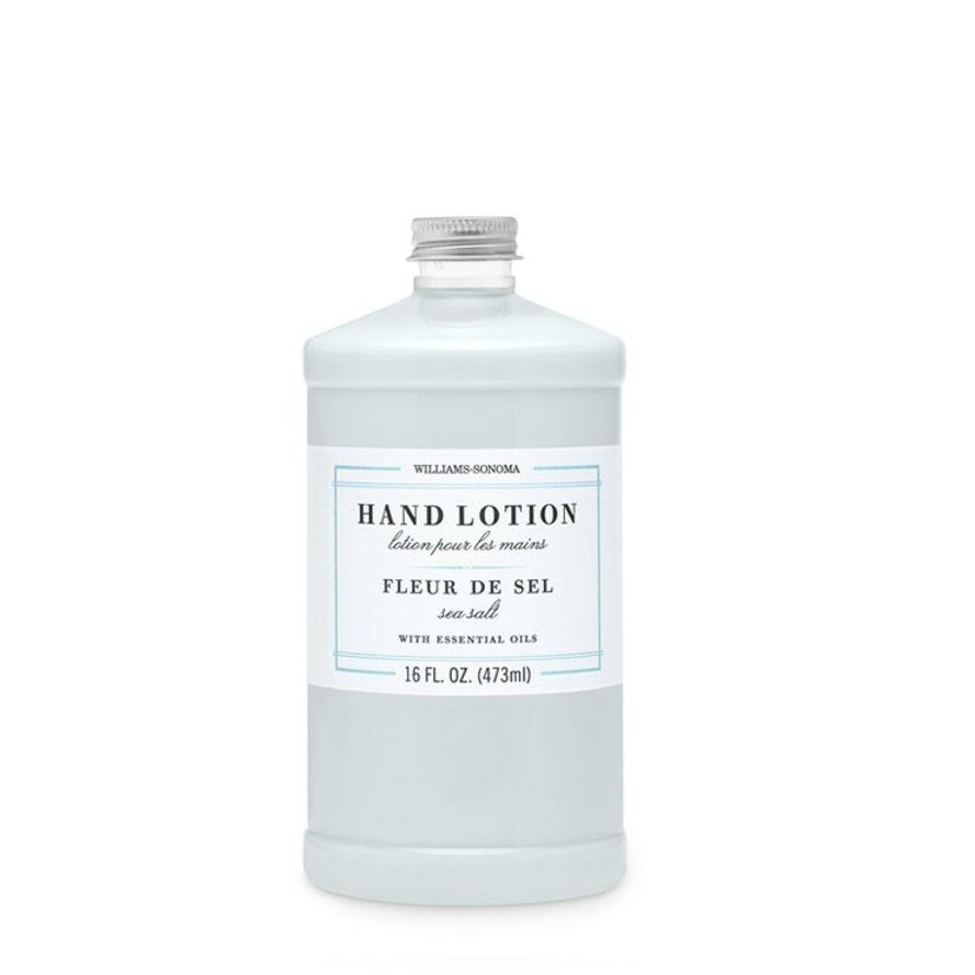 Williams Sonoma Essential Oils Hand Lotion, Fleur de Sel