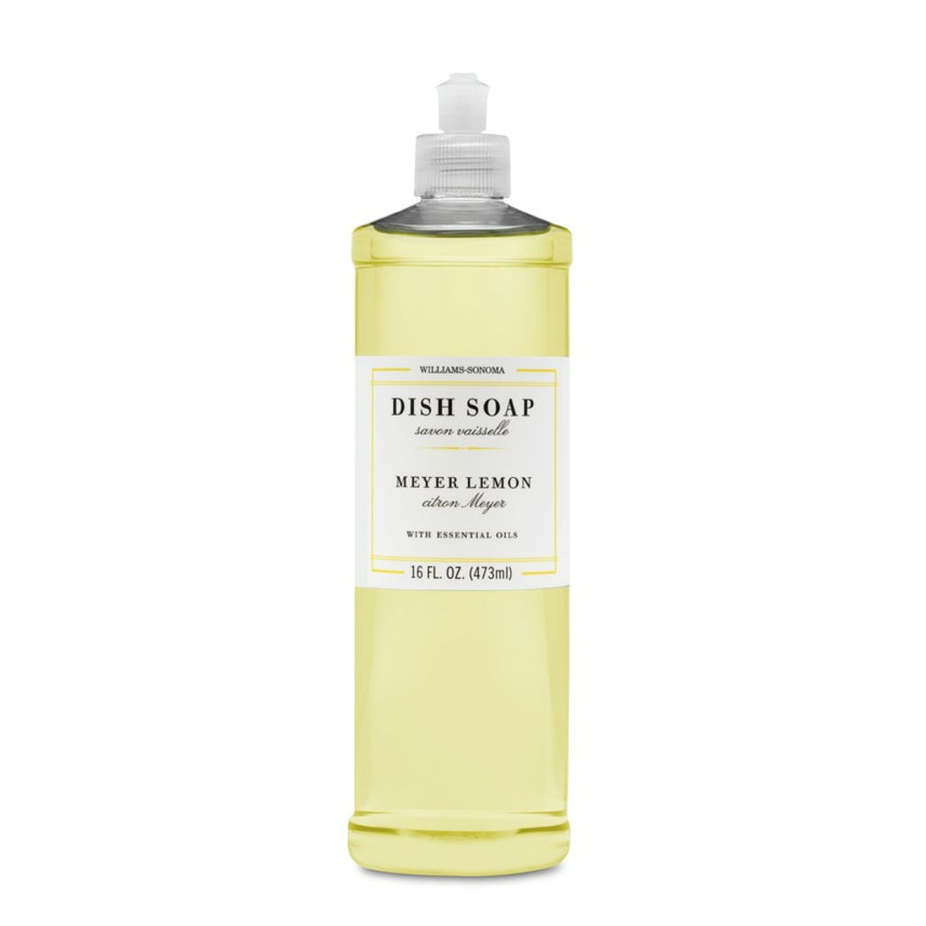 Williams Sonoma Essential Oils Dish Soap, Meyer Lemon