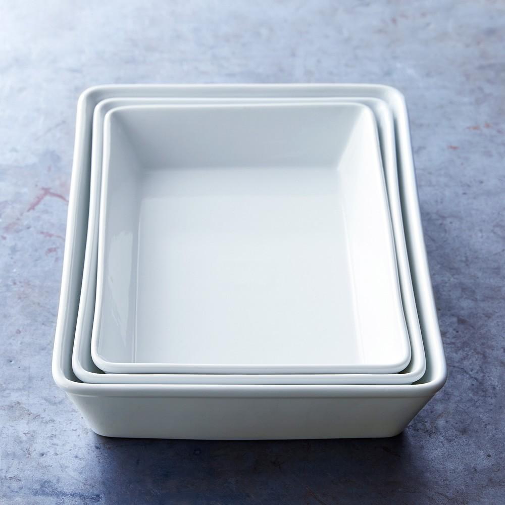 Williams Sonoma Open Kitchen Oven to Table Rectangular Baker