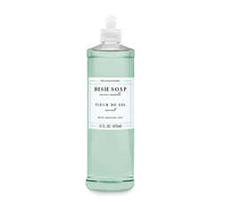 Williams Sonoma Essential Oils Dish Soap, Fleur de Sel