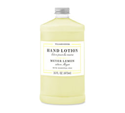 Williams Sonoma Essential Oils Hand Lotion, Meyer Lemon