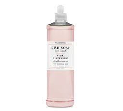 Williams Sonoma Essential Oils Dish Soap, Pink Grapefruit