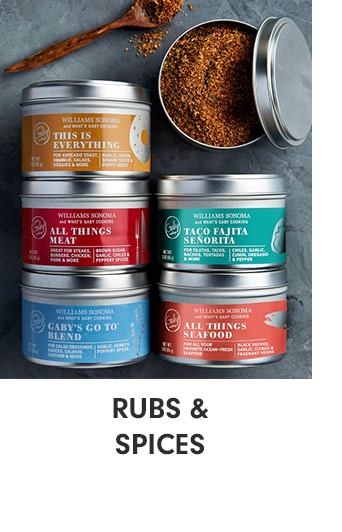 Rubs & Spices