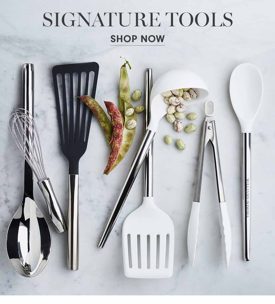 Williams Sonoma Signature Tools | Shop Now