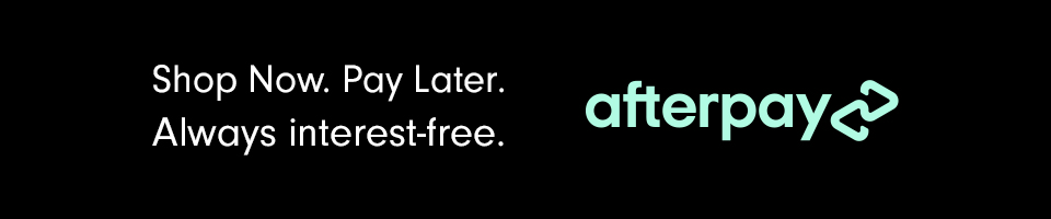 Shop Now. Pay Later. Always interest-free. afterpay