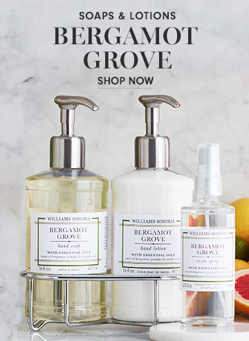 Bergamot Grove Soaps and Lotions