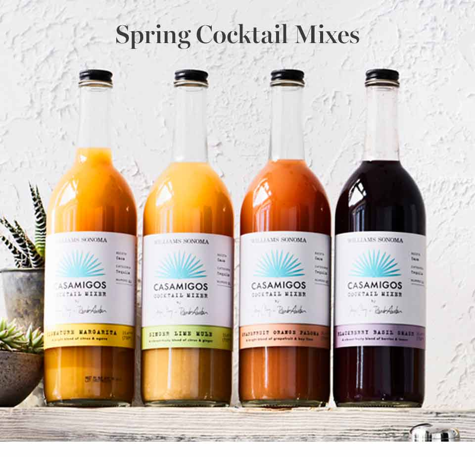 Spring Cocktail Mixes