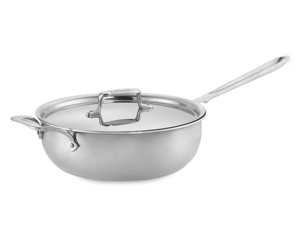 All-Clad d5 Stainless-Steel Essential Pan