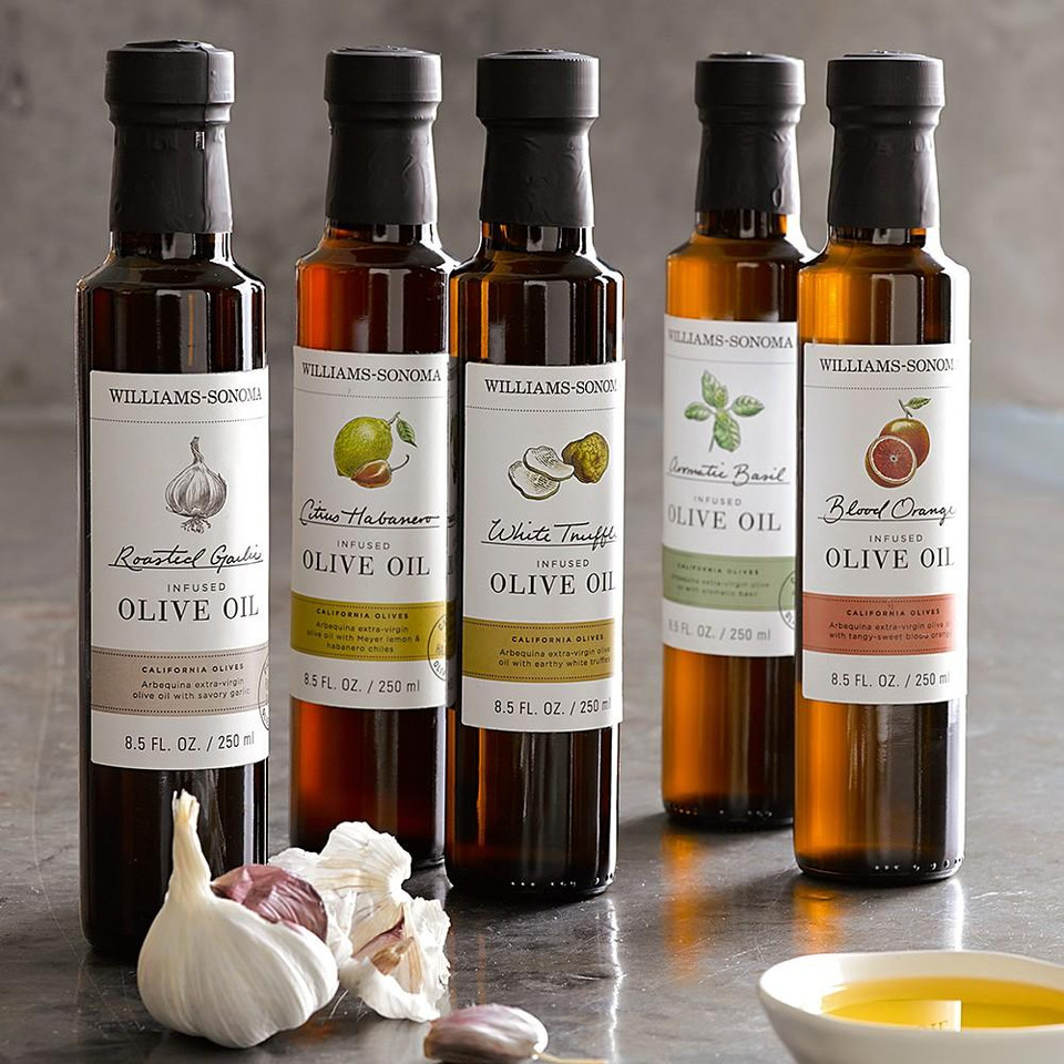 Williams-Sonoma Infused Olive Oil, Basil