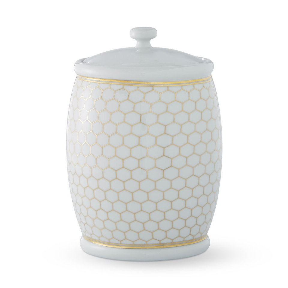 Honeycomb Canister