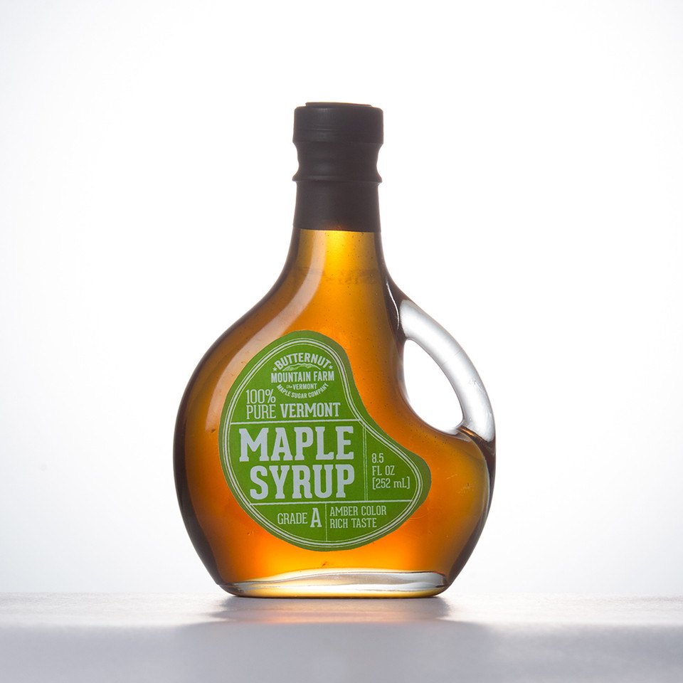 Butternut Mountain Farm Maple Syrup, 252ml
