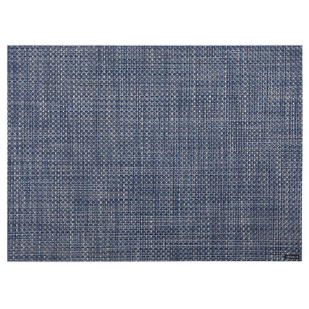 Chilewich Basketweave Placemat, Denim