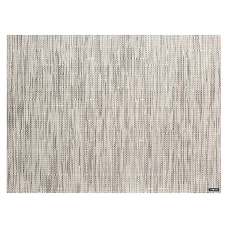 Chilewich Bamboo Placemat, Chalk