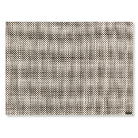 Chilewich Basketweave Placemat, Oyster
