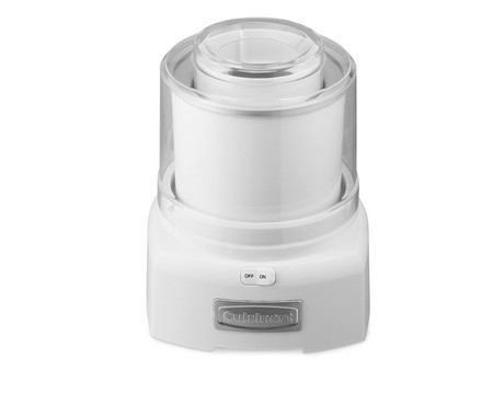 Cuisinart Ice Cream Maker, White